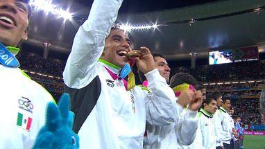 Mexico gana la medalla de oro y Argentina lleva la plata