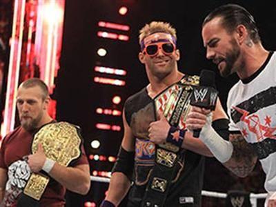 Campeones WWE