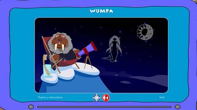 Wumpa, un mundo lleno de juegos online para niños