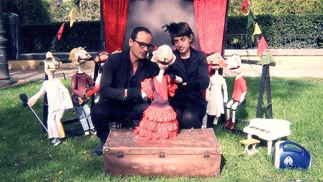 Cabaret Ovejuno: Las marionetas más marchosas para los fines de semana en el Retiro
