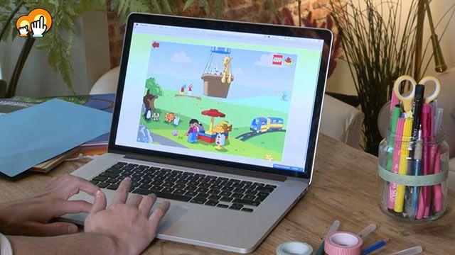 Duplo, un mundo online lleno de Juegos de Lego