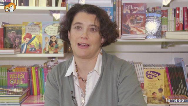 """""""Marieta, los recuerdos de Naneta"""" un cómic para niños"""