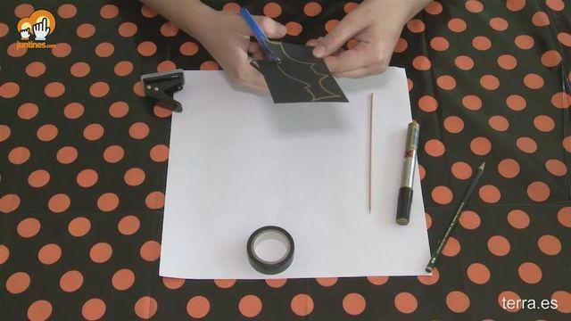 Tutorial para hacer un teatro de sombras en casa