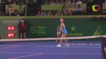 Ana Ivanovic a cuartos de final en Abierto de Monterrey