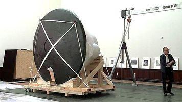 A subasta una c�psula espacial sovi�tica