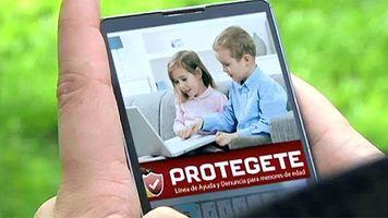 Lanzan aplicaci�n contra el ciberacoso infantil