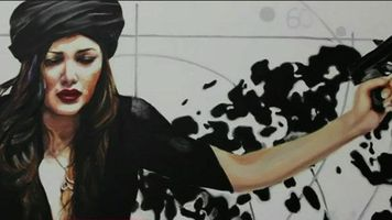 Exponen retratos de la mujer iran� moderna en el Reino Unido