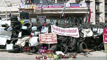 Dentro de la 'Rep�blica del Pueblo' de Donetsk