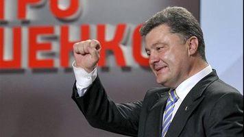 El multimillonario Poroshenko reivindica victoria en Ucrania