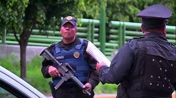Ciudad de M�xico busca blindarse del crimen