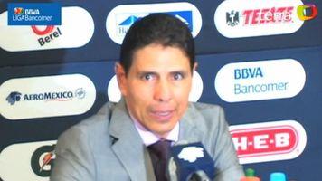 Luis Alfonso Sosa ve exagerado resultado adverso ante Rayados