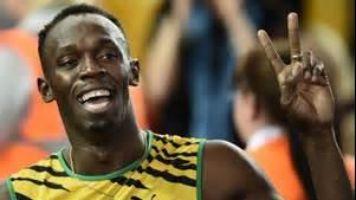 Usain Bolt volvi� en los Juegos de Commonwealth
