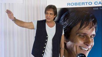 """Roberto Carlos presenta en M�xico """"Este tipo soy yo"""""""