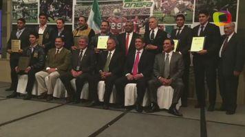 ONEFA premia a lo mejor de la temporada 2013 de Liga Mayor
