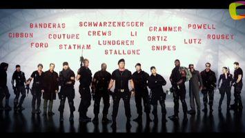 Antonio Banderas y V�ctor Ortiz los nuevos chicos duros en 'The Expendables 3'