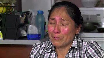 Deportada a M�xico despu�s de 20 a�os en Estados Unidos
