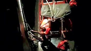 Rescatan a 15 balseros cubanos en M�xico; dos muertos