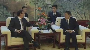 Rajoy llama a la inversi�n a empresarios chinos tras las reformas en Espa�a