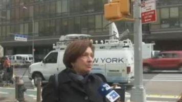 Neoyorquinos, entre la preocupaci�n y el enfado ante primer caso de �bola