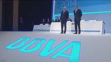 BBVA gana el 37 % menos hasta septiembre por falta de ingresos extraordinarios