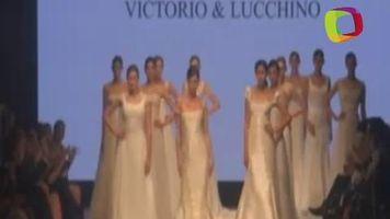 """Victorio & Lucchino muestran su """"Retro Futuro"""" en la Fashion Week de Lima"""