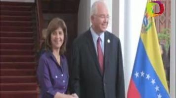 Venezuela y Colombia coordinan lucha para combatir contrabando