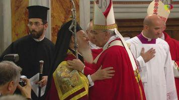 El Papa: 'Todos los l�deres isl�micos deben condenar el terrorismo'
