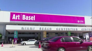 La Art Basel invade Miami con arte contempor�neo