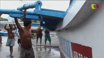Filipinas: millones de evacuados por tif�n