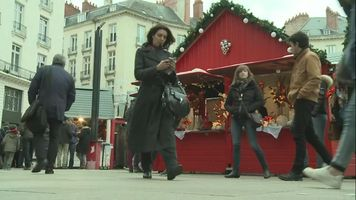Nerviosa v�spera de navidad en Francia tras ataques