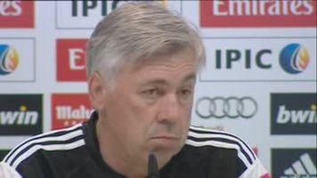 Ancelotti ve a su equipo en buen estado y sin necesidad de rotaciones