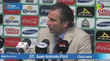 Jornada 2, Juan Antonio Pizzi Le�n 0-1 Tigres, Clausura 2015
