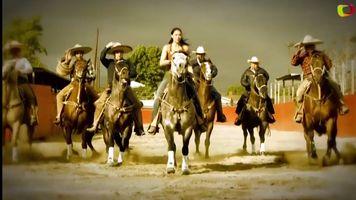 'Los Cowboys', el reality show de los charros de Los �ngeles
