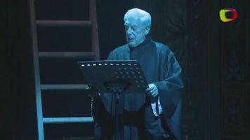 Vargas Llosa debuta como actor protagonista