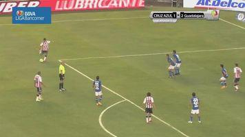 Jornada 7, Cruz Azul 1-2 Guadalajara, Liga Mx, Clausura 2015