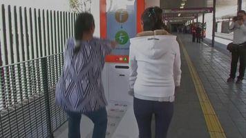 M�xico: M�quinas para hacer sentadillas en estaciones del autob�s