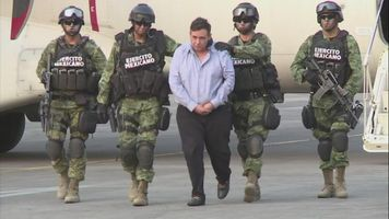 M�xico captura a l�der de Los Zetas