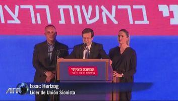 Elecciones empatadas en Israel
