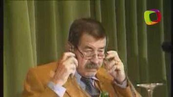 Muere G�nter Grass, el gran autor de la historia alemana