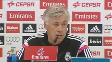 Ancelotti ve m�s f�cil la Champions que la Liga