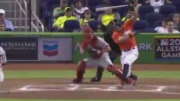 Teher�n gana duelo de abridores en la MLB
