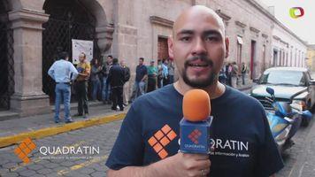 Resguardan sede de Instituto Electoral de Michoac�n