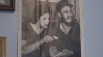La amante de Fidel Castro que pudo ser tambi�n su asesina