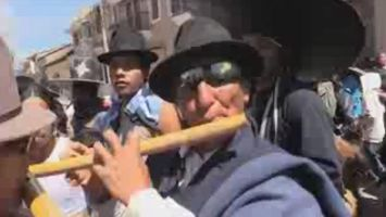 Ecuador celebra la fiesta del 'Inti Raymi'