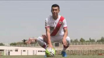 Zhang Chengdong: 'Jugar en la Liga espa�ola es un sue�o'