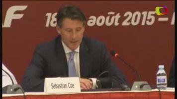 Sebastian Coe es el nuevo presidente de la IAAF