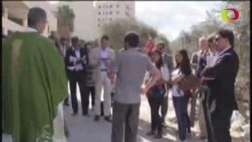 El muro israel� separar� a los cristianos de Bel�n de sus centros religiosos