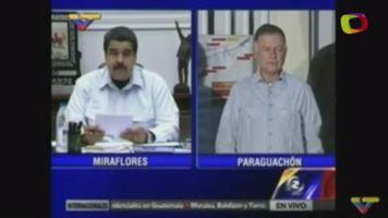 Maduro ordena cierre en Paraguach�n, frontera con Colombia