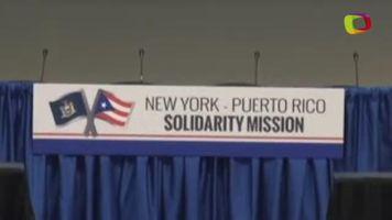 Gobierno neoyorquino promete batallar en favor de recuperaci�n de Puerto Rico