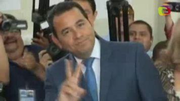 Morales y Torres ratificados por TSE para segunda vuelta presidencial en Guatemala